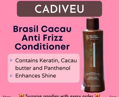 Cadiveu Brasil Cacau Anti Frizz Conditioner