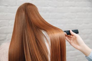 hair serum or hair oil