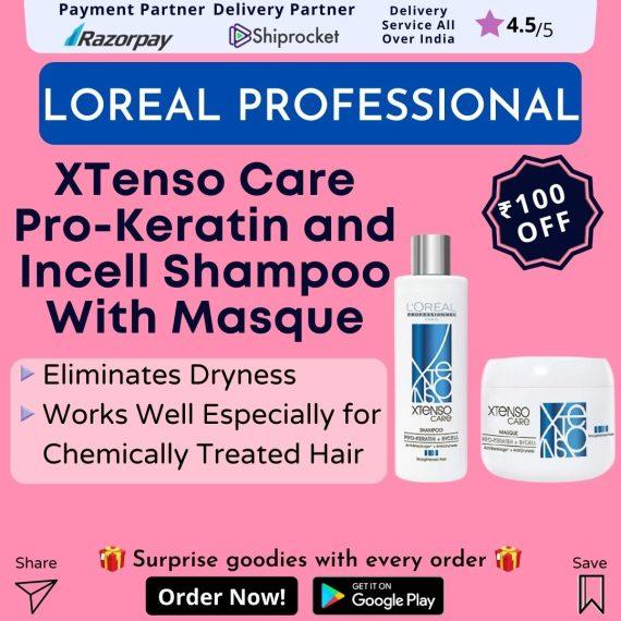L'Oreal Professionnel X-Tenso Shampoo