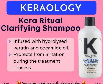 Keraology Ritual Clarifying Shampoo